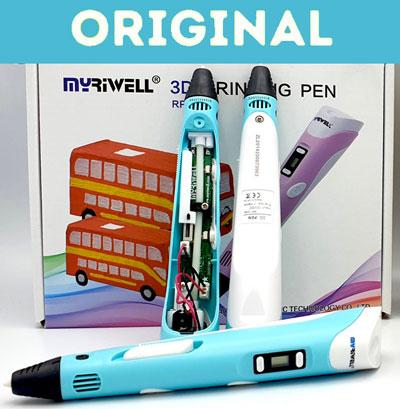3d pen origineel en namaak
