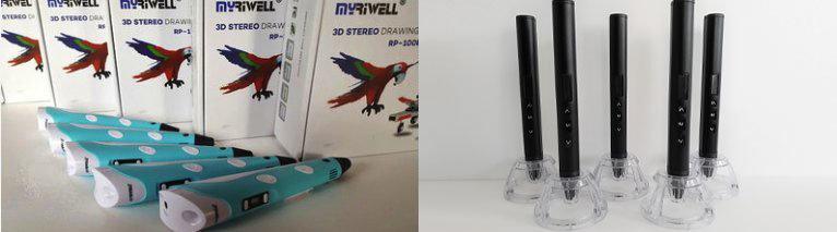 MyRiwell Advanced Original RP100B versus 3DTECH Comfortline III Automatic