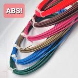 3d pen filament natural abs