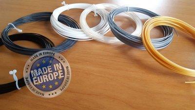 6x 10m - PLA Filament - Shine & Finish (±200g) | GRATIS OPBERGCLIPS!