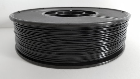 3D PRINTER FILAMENT (0,8kg)  -PLA- voor bijv. CoLiDO D1315 (Zwart)