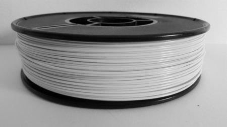 3D PRINTER FILAMENT (0,8kg)  -PLA- voor bijv. CoLiDO D1315 (Wit)