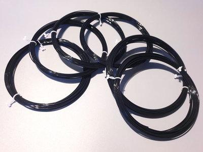 pla zwart filament