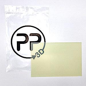 pp3d huismerk 3d pad