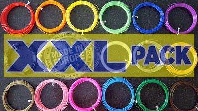 abs filament 3d pen xxl